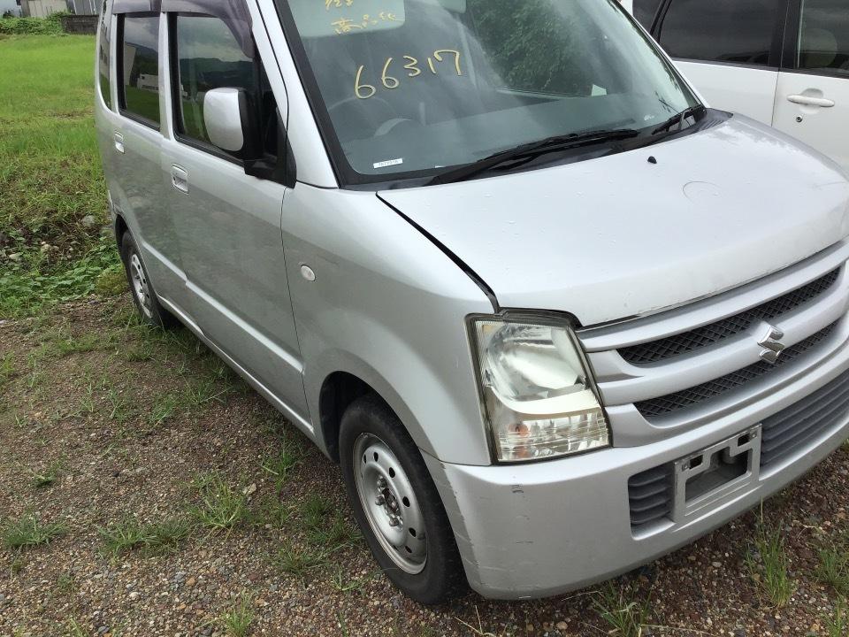 SUZUKI Wagon R   Ref:KM66317     2/5